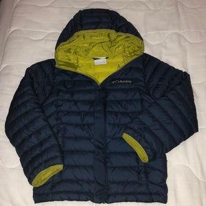 LIKE NEW Columbia puffer jacket